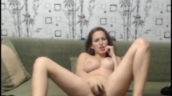 Hard ass dildo fuck