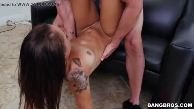 Teen gets Thick Cock on Casting Couch